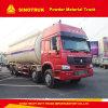 Camion en bloc de transport de la colle de Sinotruk HOWO 3 Alxe