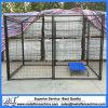 Fossa di scolo resistente di esecuzione del cane delle gabbie del nastro metallico di 1.8m