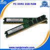 Пожизненная гарантия Полный Совместимость Память RAM DDR2 2GB 800MHz (NB DDR2 2GB)