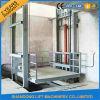 2016 جديدة تصميم بضائع مصعد شاقوليّ هيدروليّة [غيد ريل] مصعد