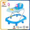 Preiswerter Plastikrad-Baby-Wanderer mit Schwenker 8 dreht innen die Qualität, die in China populär ist