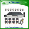 Business & Home Security (BE-9608H8IB)를 위한 4CH CCTV System