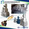 Nenhum incinerador preto do desperdício industrial do fumo, incinerador 10-500kgs/Batch