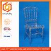 Cadeira transparente de Napoleon do espaço livre da resina para o casamento