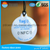 étiquette de pièce de monnaie d'IDENTIFICATION RF du l'Anti-Métal 125kHz en matériau d'ABS