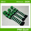 編むウールのゴルフ運転者カバーおよびカバー一定#1 #3 #5 (GWT01)