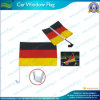Bandeira do carro de Alemanha / Bandeira nacional da janela do carro (NF08F01006)