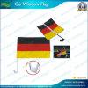 Флаг окна автомобиля флага автомобиля Германии национальный (NF08F01006)