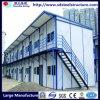 고품질 Prefabricated 가벼운 강철 목조 가옥 별장