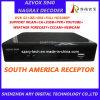 Südamerika-Empfänger Azvox S940 Digital Satellitenempfänger