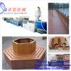 Machine de clôture extérieure composée en bois d'extrusion de /Flooring de Decking du PE pp