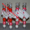 Recipientes plásticos da câmara de ar do pacote dos doces pequenos