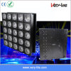 Hete Sale 25PCS 30W RGB 3in1 LED Matrix Light