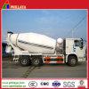 Mélangeur de ciment de machines de réservoir en vrac de mélangeur de camion de ciment