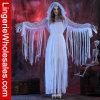 Costume de Cosplay d'esprit de mariée d'ordinateur de secours de beauté de hantise de fantaisie d'usager de Veille de la toussaint des femmes
