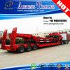 ثقيلة يعرى إطار العجلة 3 محور العجلة [لووبد] شاحنة مقطورة مموّن