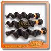 естественный черный индийский поставщик волос 3A (KBL-IH-LH)