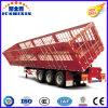 品質信頼できる3 BPWの車軸棒の貨物側面が付いている側面の自己ダンプのダンプトラックのトレーラー