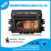 Androide 4.0 Car Radio para KIA Soul 2013 con la zona Pop 3G/WiFi BT 20 Disc Playing del chipset 3 del GPS A8