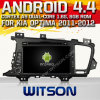 KIA Optima (W2-A7048)를 위한 Witson Android 4.4 System Car DVD