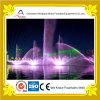 Musikalischer Laser Fountain mit Water Curtain