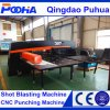In hohem Grade automatisierte CNC-Drehkopf-Locher-Druckerei-Maschine