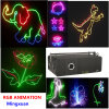 Лазерный луч Product 1W RGB Animation Effect этапа (YS-918)