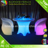 Nightclub Furniture를 위한 둥근 LED Bar Table