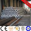 Via resistente poligonale galvanizzata pali chiari
