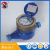 Constructeur en laiton sec de mètre d'eau froide de corps de gicleur simple