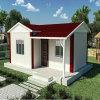 Дом Prefab стальной структуры цены дешевая светлая