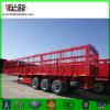 中国の三車軸貨物トレーラー販売のための50トンの貨物セミトレーラー
