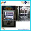 Distributore automatico premiato del gioco della macchina del mini del simulatore supervisore caldo di tasto dorato