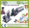 기계를 만드는 자동적인 예금된 토피 사탕