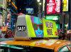 방수 P5 Full Color Taxi 또는 Cab Roof LED Sign Board