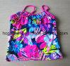 Симпатичный Swimwear Бикини печати цветков износа пляжа для девушки, Swimsuit малышей