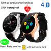 Nueva Bluetooth elegante reloj para Android y el IOS Teléfono (K88S)
