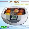 Verdure Jp-4820 e pulitore ultrasonico 2.5liter della frutta