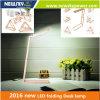 Lâmpada de mesa quente do diodo emissor de luz da venda 2016