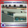 Chaîne de production ondulée de pipe de conduit de PVC