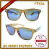 F7834 baratos al por mayor gafas de sol de moda con la muestra libre