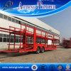Transporteur de voiture de fournisseur de la Chine/de voiture porteur bas de page semi