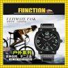 Japanse Beweging 3 Bestand het Water van ATM duikt het Horloge van Sporten