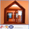 Алюминиевое одетое деревянное окно Casement