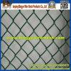 Heißer Verkaufs-Großverkauf-Qualitäts-PVC-Kettenlink-Zaun