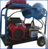 ウォータージェットの下水管のクリーニング機械下水管の洗浄装置