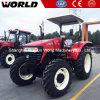 De Tractoren 110HP van het Landbouwbedrijf van de Landbouw van de vierwielige Aandrijving voor Verkoop