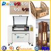 Hohe Präzision 9060 CO2CNC Laser-Stich-Ausschnitt-Holz-Maschine