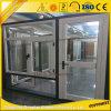 Profil en aluminium personnalisé de partition pour le guichet en aluminium et la porte