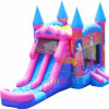 Puente inflable, Moonwalk inflable, castillo de salto animoso inflable